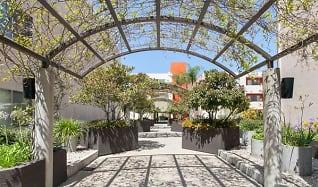 Expansive Courtyard, California Villages in Valley Village