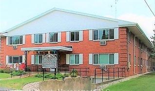 Building, Grandview Apartments