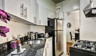Kitchen, Parkchester Apartments