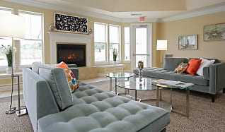 Living Room, The Point at Manassas
