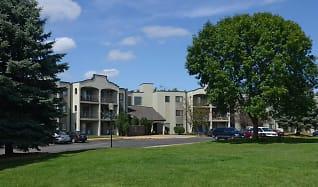 Building, Pondview Apartments
