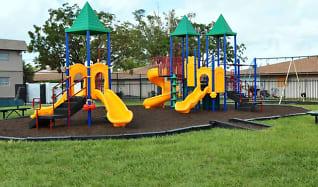 Playground, Pompano Palms