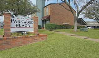 Community Signage, Parkwood Plaza