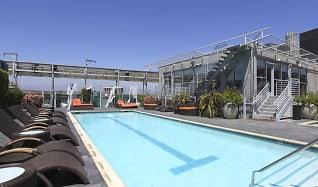 Pool, Ten Ten Wilshire All Inclusive Living