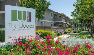 Community Signage, The Woods