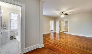 Renovated two bedroom and den at Cathedral Mansions, Cathedral Mansions