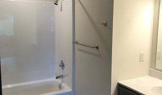 Bathroom, Jackson Hills Residential Suites