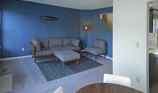 Living Room, Woodland Mews