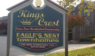 Community Signage, 20367 King's Crest Blvd