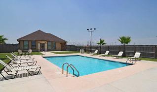 Pool, Stone Oak Townhomes