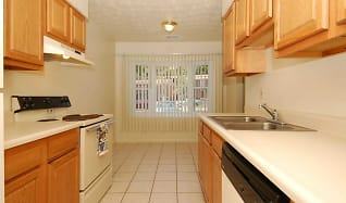 Kitchen, Northgate Meadows Apartments and Townhomes