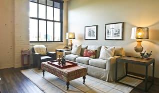 Living Room, Brix Apartment Lofts
