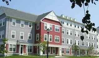 Building, Newport Heights
