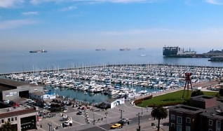 View, South Beach Marina Apartments