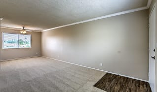 Living Room, Carlsbad Coast Apartments