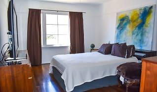 Bedroom, 1349 S. Curson Ave