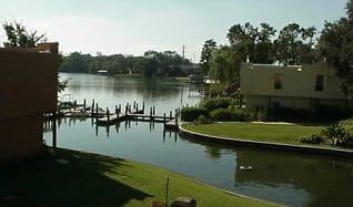 View of lake, 784 E Michigan St