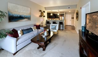 Living Room, The Residences @ The Street