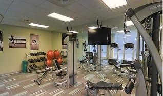 Fitness Weight Room, 1111 Light Street