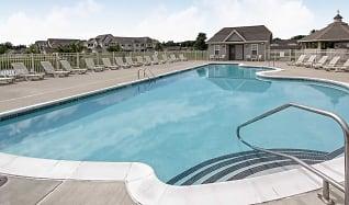 Pool, Winner's Circle at Saratoga