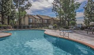 Pool, Mountain Springs Apartment Homes