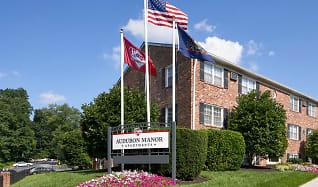 Building, Audubon Manor Apartments