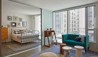 Living Room, AVA 55 Ninth