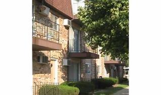 Building, Briargate Apartments
