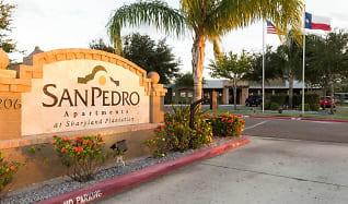 Community Signage, San Pedro Apartments at Sharyland Plantation