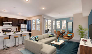 Living Room, Ascent At Campus Of Life