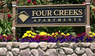 Community Signage, Four Creeks