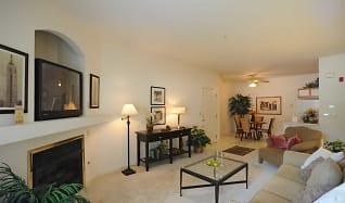 Living Room, Autumn Oaks