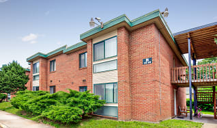 Town and Campus Apartments, Oak Grove, Springfield, MO