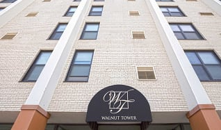 Building, Walnut Tower