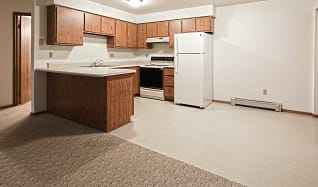 Kitchen, Shadow Creek Apartments