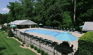 Swimming Pool at Signature Place Apartments, Signature Place
