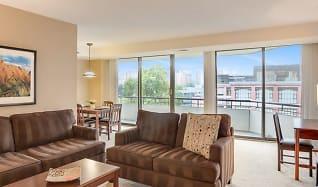 Living Room, Oakwood Arlington