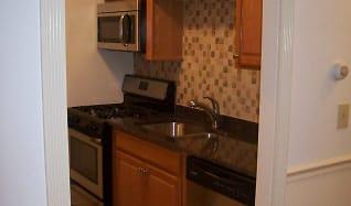 Kitchen, International Apartments