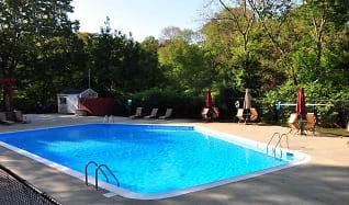 Pool, Trafalgar East Apartments