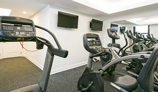 Fitness Weight Room, G Reserve