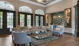 Clubhouse, The Grand Reserve at Park Isle Apartments