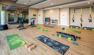 Fitness Weight Room, ONYX Glendale