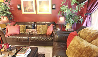 Living Room, Long Acres Apartments