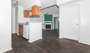 Kitchen, Interlace Apartments