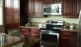Kitchen, Boca Apartments