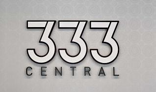 Community Signage, 333 Central