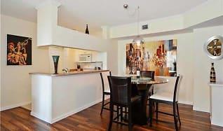 Dining Room, ( Water views )17100 N Bay Rd
