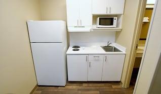 Kitchen, Furnished Studio - Knoxville - Cedar Bluff