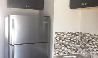 Kitchen, New Rockwood Place Apartments