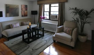 Living Room, Brookchester Apartments